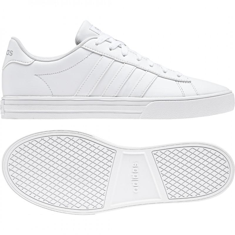 adidas leder weiß sneaker