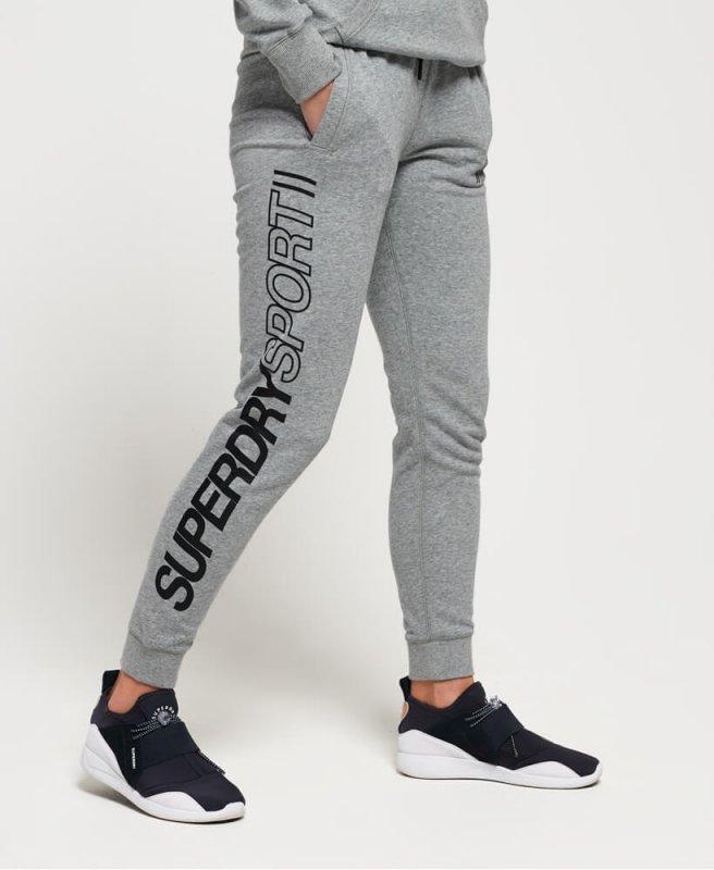 best cheap 464de 1ab99 Superdry Damen Jogginghose Core Sport Joggers