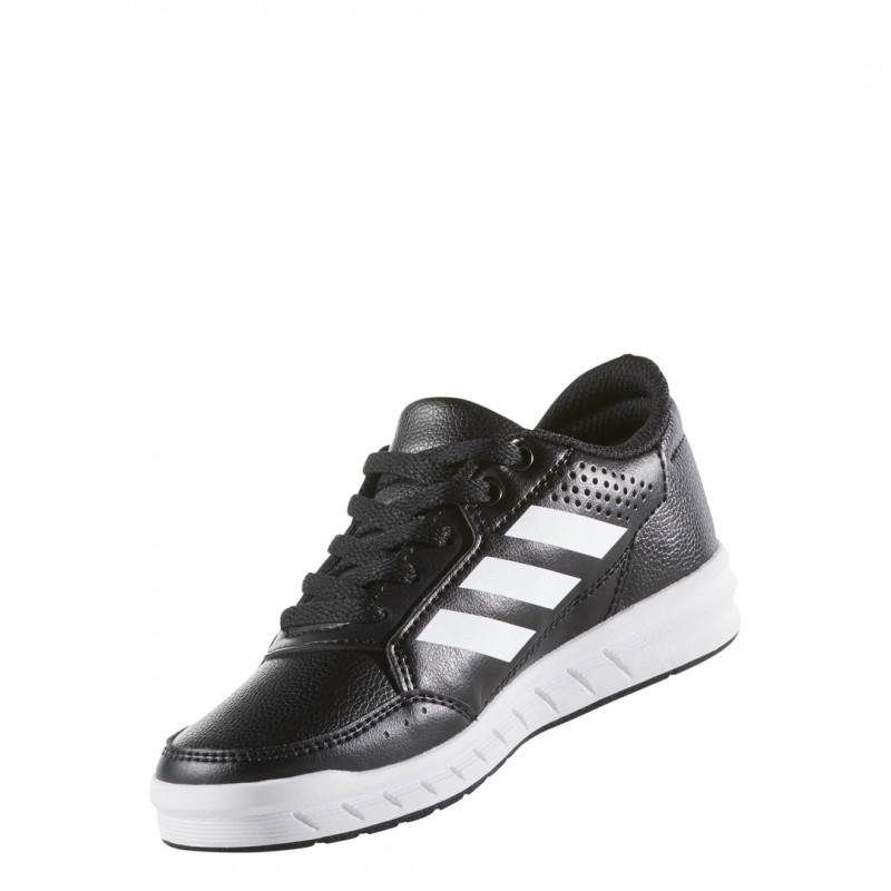 adidas Unisex Kids' AltaSport Training Shoes, Black Ftwwht/Cblack, 5.5 UK 4