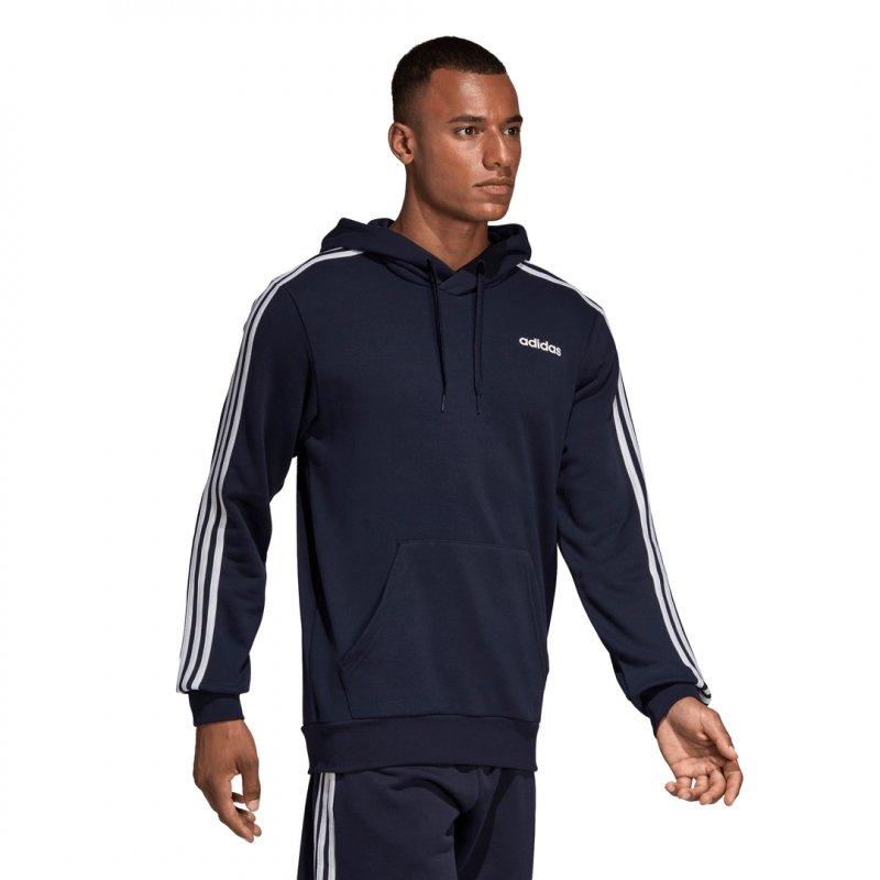Adidas Herren Kapuzenpullover/Hoody E 3S PO FT