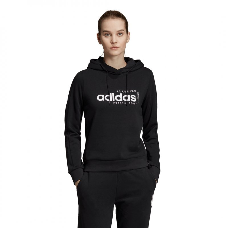 Adidas Damen Kapuzenpullover/Hoody W BB HDY