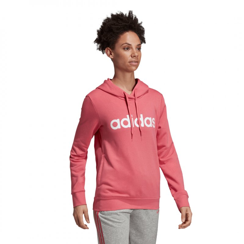 Adidas Damen Kapuzensweatshirt/Hoodie W E LIN CH HD