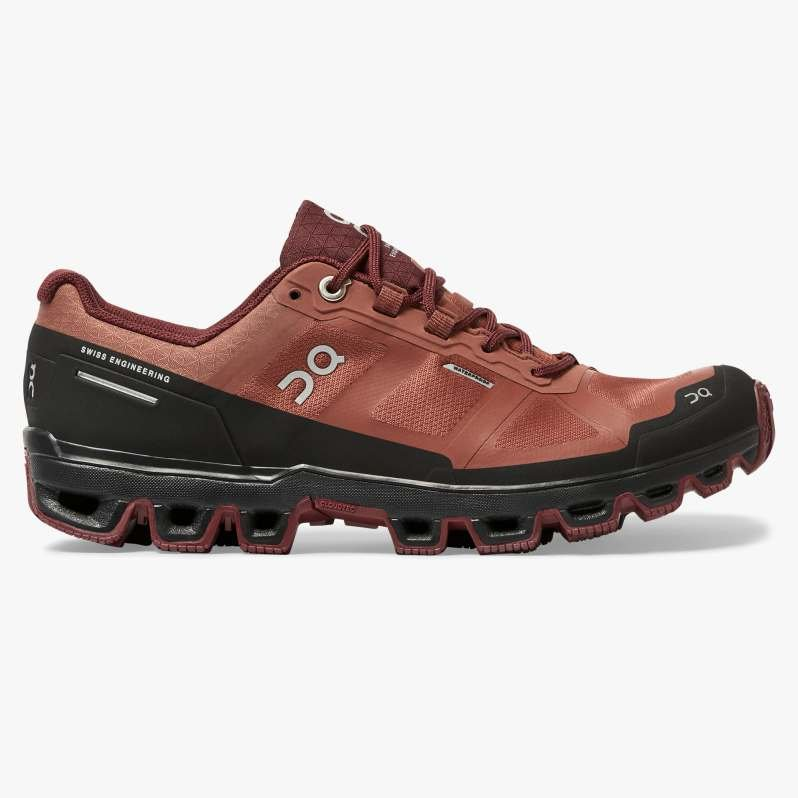 ON Damen Laufschuhe Sneaker Cloudventure Waterproof