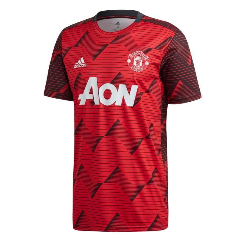 Adidas Manchester United Pre Match Aufwärm Shirt