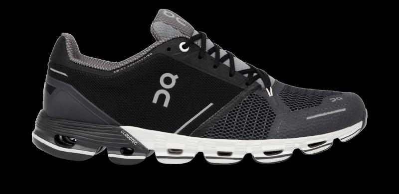 ON Laufschuhe/Sneaker Damen Cloudflyer Black/White