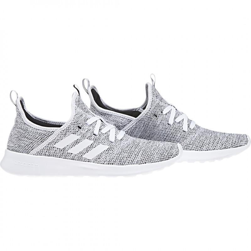 Adidas Damen SportschuheSneaker Cloudfoam Pure weiß