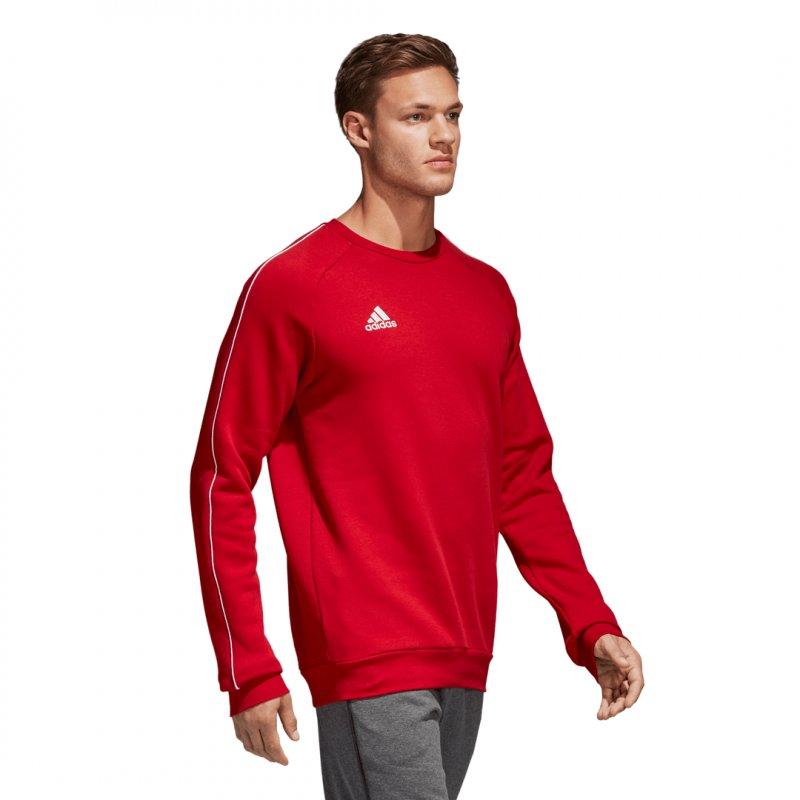 Adidas Sweatshirt für Männer Core18 Sw Top rot