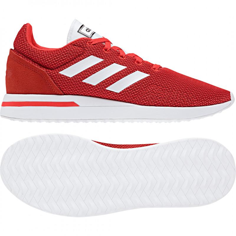Adidas Herren RunningschuheSneaker Run70S rot