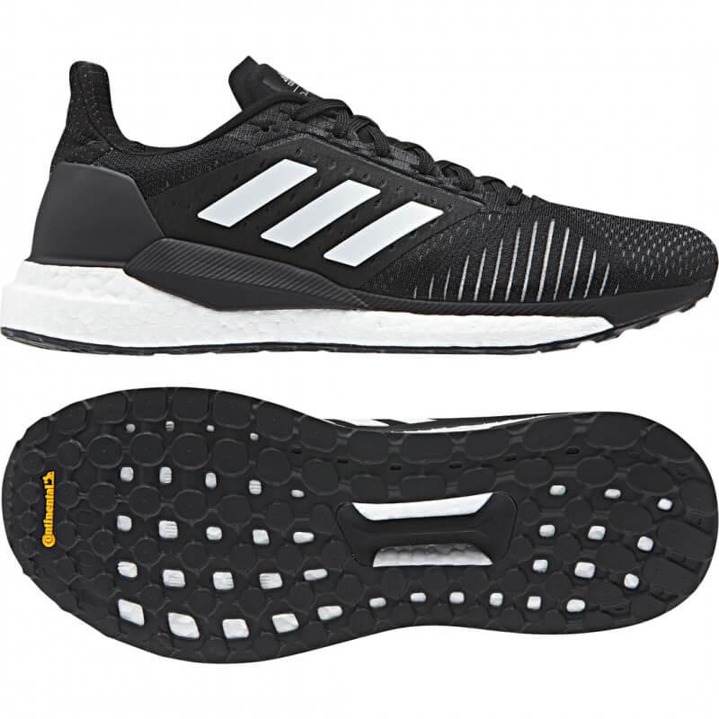 Adidas Herren Joggingschuhe Solar Glide ST M