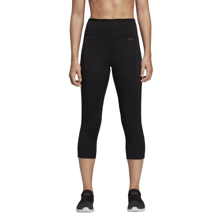 Adidas Damen Tight w D2M 3S 3/4 TIGHT
