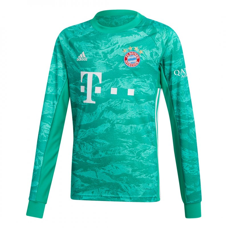 Adidas 19/20 FC Bayern Goalkeeper Jersey Youth