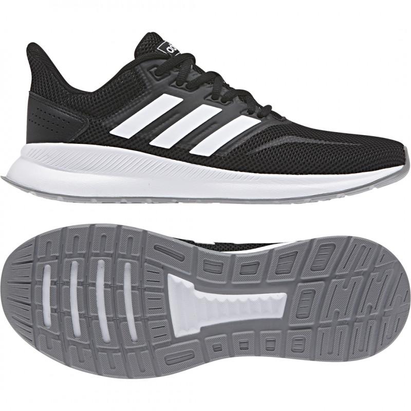 d871969fb229cb Adidas Running Freizeitschuh Asweerun black
