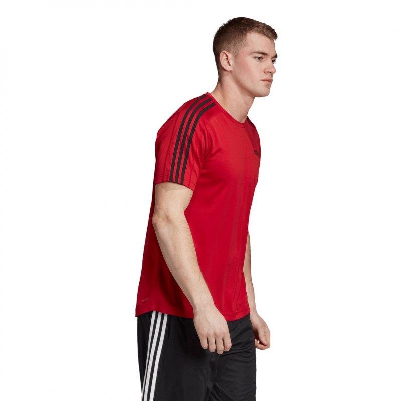 Adidas Herren T-Shirt D2M 3S ActMar
