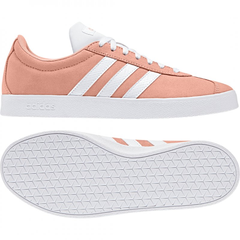super popular 3e07c 6aa60 Adidas Damen Sportschuhe/Sneaker VL Court 2.0