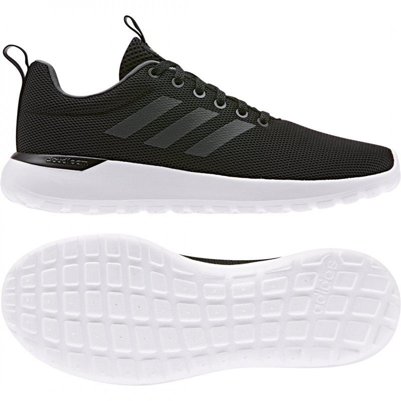 Billig Deutschland Adidas Lite Racer Weiß Schuhe Kinder 2015